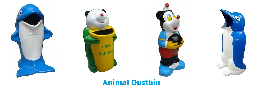 Animal Dustbin