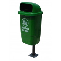Dustbin 55 liters Botech Composite FTR55