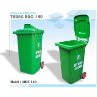 Dustbin 120 liters MGB140