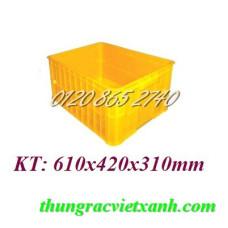 Thùng nhựa HS019