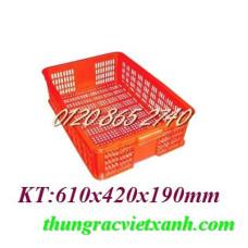 Thùng nhựa HS009