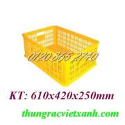 Thùng nhựa HS014
