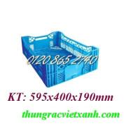 Thùng nhựa HS016