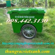Thùng rác 1000 Lít Composite FTR1000H