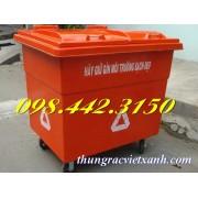 Thùng rác 1000 Lít Composite FTR1000