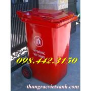 Thùng rác 240 Lít Botech Composite  FTR240