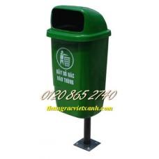 Thùng rác 50 Lít Botech Composite  FTR50