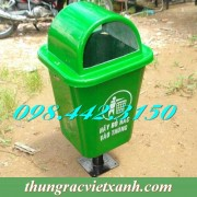 Thùng rác 55 Lít Botech Composite FTR005