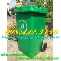 Thùng rác 100 Lít VX100