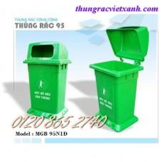 Thùng rác 95 Lít MGB95N1D